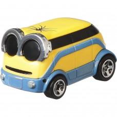Машинка Hot Wheels Миньоны Кевин GMH80