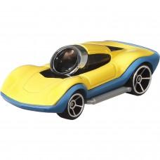 Машинка Hot Wheels Миньоны Карл GMH76