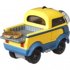 Машинка Hot Wheels Миньоны Отто GMH77