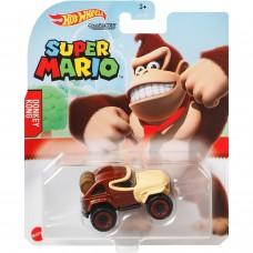 Машинка Hot Wheels Super Mario Донки Конг GRM37