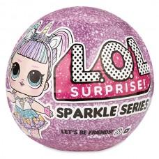 Кукла-сюрприз MGA Entertainment в шаре LOL Surprise Sparkle Series, 559658