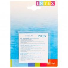 Самоклеящаяся заплатка intex 59631 / BestWay 62068