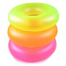 Надувной круг Intex 59262 Neon Frost, 91 см