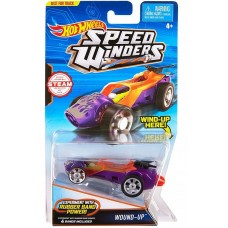Машинка Hot Wheels Speed Winders Track Stars Wound-Up (DPB70/DPB73) 1:64