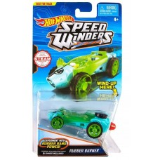 Машинка Hot Wheels Speed Winders RUBBER BURNER DPB71