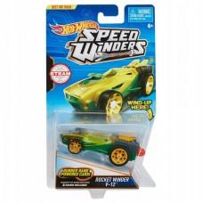 Машинка Hot Wheels заводная ROCKET WINDER V-12 DWX28