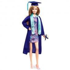Кукла Барби коллекционная Выпускной день Barbie Graduation Day Doll, Blonde, FJH66