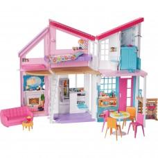 """Barbie кукольный домик """"Малибу"""" FXG57"""