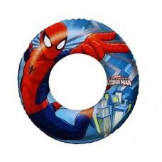 Круг для плавания 56 см Spider-Man