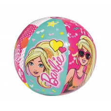 Мяч надувной Barbie d=51 см