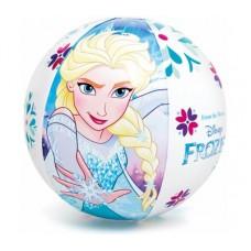 """Мяч """"Холодное сердце"""" Intex 58021"""