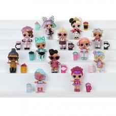 LOL bling series кукла лол блинг новогодняя серия