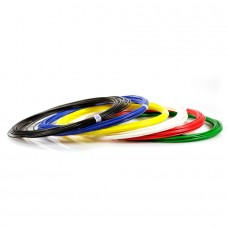 Набор пластика UNID для 3D ручек: PLA6 (по 10м. 6 цветов в коробке)