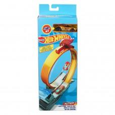 Набор игровой Hot Wheels Конструктор Трасс Огненный прыжок 3 FWM88