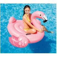 """Надувной плот """"Розовый фламинго"""" Intex 57558"""