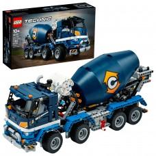Электромеханический конструктор LEGO Technic 42112 Бетономешалка