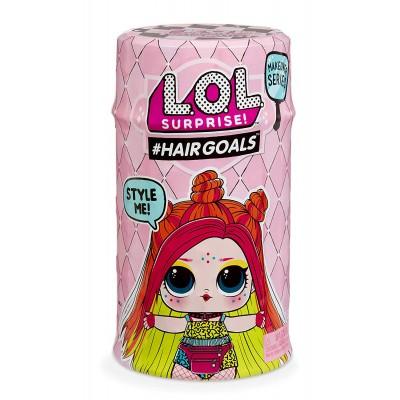 Кукла-сюрприз L.O.L. Surprise в капсуле 5 Hairgoals Wave 2
