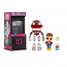 Кукла-сюрприз L.O.L. Surprise! Boys Arcade Heroes Action Figure Doll, 569374
