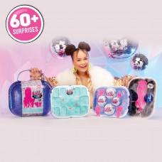 Огромный чемодан LOL Winter Disco Bigger Surprise, ЛОЛ 60 сюрпризов