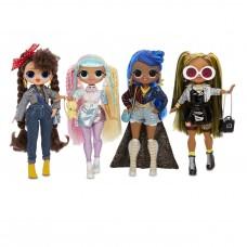 Кукла-сюрприз MGA Entertainment LOL Surprise OMG Series 2 Busy B.B. Fashion Doll, 565116