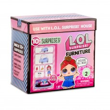 Игровой набор MGA Entertainment LOL Surprise Furniture Road Trip with Can Do Baby, 564928