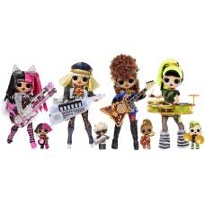 Набор LOL Surprise OMG Remix Super Surprise 8 кукол 70+ сюрпризов с музыкой 567172 MGA Entertainment