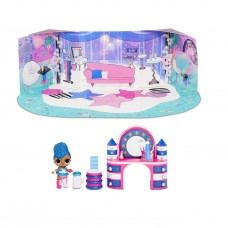 Игровой набор MGA Entertainment LOL Surprise Furniture Backstage with Independent Queen, 564942
