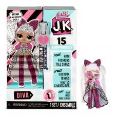 Кукла L.O.L. Surprise! J.K. Mini Fashion Doll- Diva, 570752