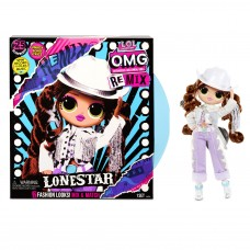 Кукла L.O.L. Surprise! O.M.G. Remix Lonestar Fashion Doll, 567233