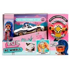 Машина LOL RC Wheels кабриолет на пульте управления, 569398