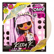 Кукла L.O.L. Surprise! O.M.G. Remix Kitty K Fashion Doll, 567240