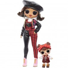 """""""Кукла LOL Surprise OMG Winter Chill Camp Cutie Fashion Doll & Babe in The Woods Doll 570257 """""""