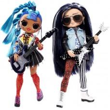 Кукла LOL Surprise! OMG Remix Punk Grrrl and Rocker Boi 567288
