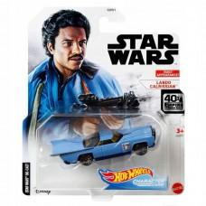 Машинка Hot Wheels Lando Calrissian Star Wars Character