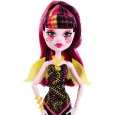 Кукла Monster High Большой кошмарный риф Дракулаура, 26 см, DHB54