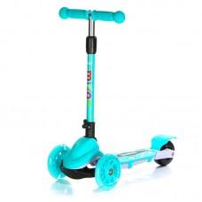 Самокат Scooter Mini Micar Zumba Голубой