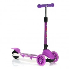 Самокат Scooter Mini Micar Zumba Фиолетовый