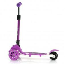 Самокат Scooter Mini Micar Zumba Фиолетовый