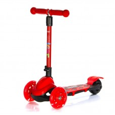 Самокат Scooter Mini Micar Zumba Красный