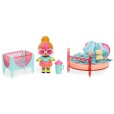 Набор мебели LOL Furniture Спальня Neon Q.T. +10 сюрпризов 561743